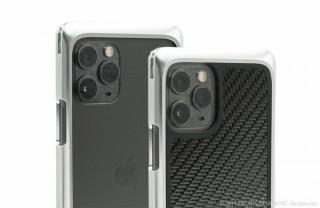 Factron、iPhone11 Pro用のジュラルミン削り出しケースを発売