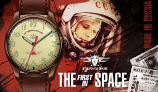 ANDOROS、ガガーリン腕時計のブロンズモデルを世界限定50本で発売