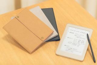 キングジム、ワコム製のデジタイザとペンで4096段階の筆圧検知が可能なデジタルノート「フリーノ」
