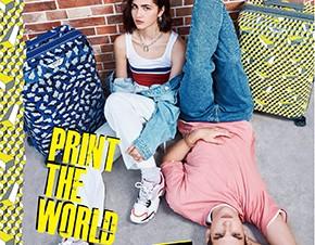 スーツケースとバックパックが登場!「アメリカンツーリスター」と「イーリー・キシモト」がコラボ