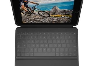 ロジクール、iPad向けの2種類のキーボード一体型ケースの第7世代対応モデルを発売