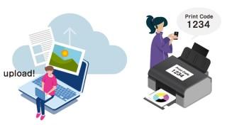 都内の2つのコワーキングスペースで「Canon Inkjet Print Service」の無料お試しプリントサービスが開始