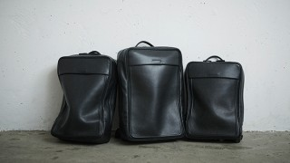 objcts.io、容量18Lの防水レザー製バックパックSoft Backpack Largeを発売