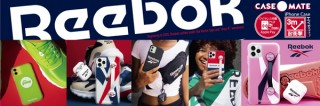 ReebokとCase-Mateがコラボ、iPhoneケースやAirPodsケースを発売