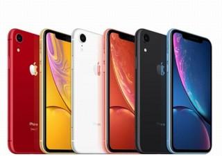 iPhoneXR、2019年のベストセラーを席巻! 各四半期で最も売れたスマートフォンに