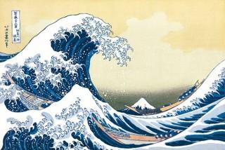 最新のデジタル技術でのリ・クリエイトによる「北斎展[HOKUSAI]〜北斎が見た東京〜」