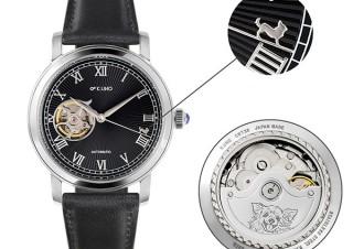 ケイ・ウノ、文字盤や針にペットをデザインする「ペットデザイン腕時計」サービスを開始