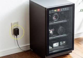 湿度管理でカメラを湿気から守れる30~50リットルサイズの「防湿庫」発売