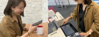 スマホでアップロードしたデータを店で印刷できる「アクセア クラウドプリント」が全国22店舗で開始
