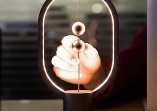 Gloture、2つのボールで電源を操作するLEDライトHENG-PRO発売