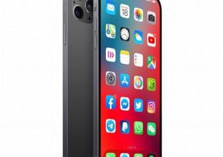 気が早いけど2021年のiPhone画像、コネクタ消滅でケーブルを繋がない完全ワイヤレス化