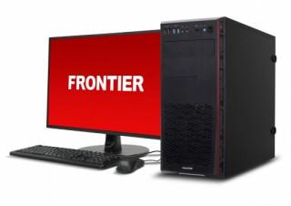 FRONTIER、Ryzenプロセッサーを搭載した新デザインのデスクトップPCを発売