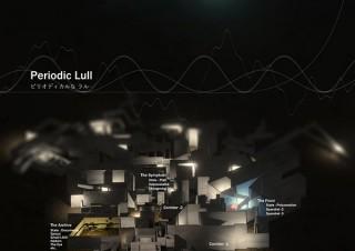 伊阪柊氏による新作の映像インスタレーションが発表される個展「Periodic Lull」