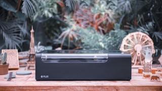 業務レベルのレーザー加工を自宅で! コスパ抜群のレーザー加工機「beamo」が日本上陸