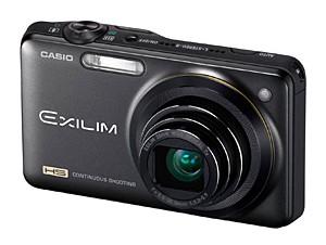 カシオ、HDRアート機能を搭載したハイスピードコンパクトカメラ「EX-ZR10」