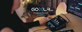 キクタニミュージック、ライブ配信向けオーディオインターフェイス「GO XLR mini」を発売