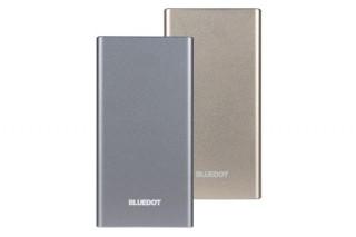 BLUEDOT、USB PD対応で容量10000mAhのモバイルバッテリーを発売