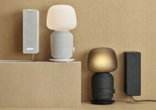 イケアの家具と音の融合、テーブルランプ型/ブックシェルフ型の「WiFiスピーカー」発売