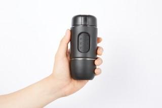 花形設計、バッテリー不要の本格エスプレッソメーカーSTARESSO MINIを発売