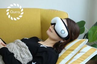 スリー・アール、折りたたみ可能なUSB充電式アイケアマスクを発売