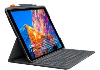 ロジクール、iPad Air用のキーボード一体型ケース「SLIM FOLIO」を発売