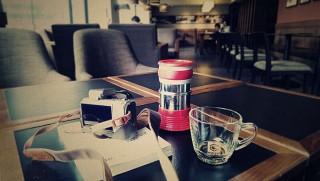 Gloture、バリスタのドリップ術を参考に設計したコーヒードリッパー「HOFFE ONE」発売