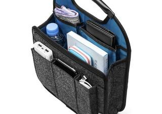 サンワサプライ、リュックの荷物を整理整頓できるバッグインバッグ発売