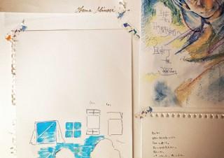 気持ちを形にしたモノを展示して今後の手紙文化をあらためて考えるイベント「自由丁の手紙展」