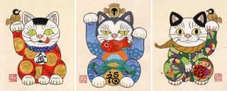 "【DESIGN DIGEST】2月22日""猫の日""特別編!『AKOMEYA Cat's-猫のお福分け-』『猫君/畠中恵』『キャラメルゴースト缶/キャラメルゴーストハウス』(2020.2.12)"
