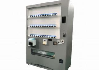 自動販売機とモバイルバッテリーレンタル機が合体、設置拡大で借りる返すが便利に