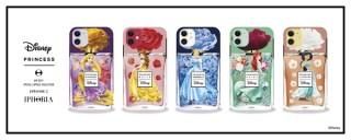 IPHORIA、ディズニーの5人のプリンセスをテーマにしたiPhone11ケースを発売