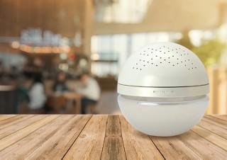 スパイス、ウイルスを不活性化する空気清浄機MAGIC BALLを発売