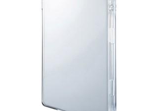 サンワサプライ、Apple Pencil収納ポケット付きの10.2インチiPadカバー「PDA-IPAD1618CL」