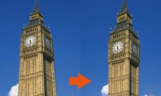 ソースネクスト、画像の歪みを手軽に補正できるソフト「ピタリ四角 5」を発売
