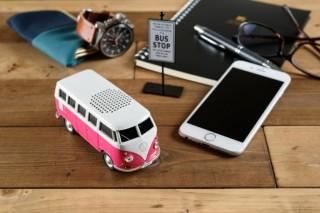50台限定!春に向けて「Volkswagen社」T1バスの形をしたBluetoothスピーカーが登場