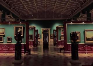 自宅でエルミタージュ美術館探訪、AppleがiPhoneで撮影した5時間超の動画公開