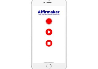 アセットビルド、音声を無限ループ再生するアプリ「Affirmaker」を提供開始