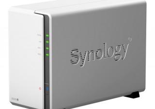 Synology、1.4GHzクアッドコアプロセッサを搭載した2ベイNASキットを発売