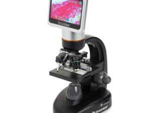 ビクセン、米セレストロン社による液晶画面付きのデジタル顕微鏡を発売
