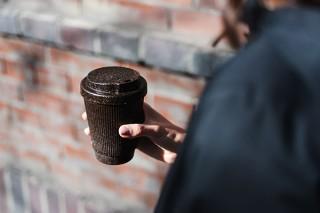 ヴィレヴァン、コーヒー豆を再利用したコーヒータンブラーを発売