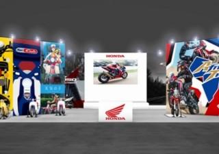 ホンダ、中止になった展示内容を見られる「バーチャルモーターサイクルショー」公開