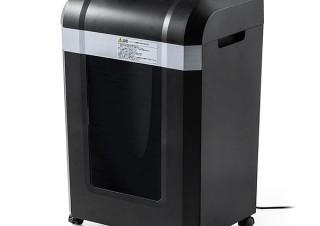 サンワサプライ、A4用紙を3秒で細かくする電動シュレッダーを発売