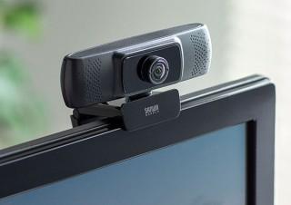 サンワサプライ、2種類のWebカメラより3mのロングケーブルバージョンを発売