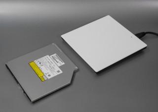 ノートPCの余剰ドライブを流用して作る格安のBlu-rayドライブケース