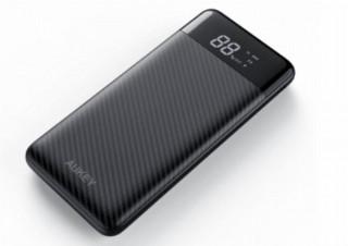バッテリー残量が液晶ディスプレイに数字で表示される「モバイルバッテリー」発売