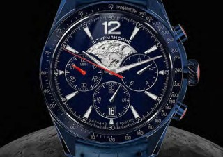 ANDOROS、月面探査機「ルナ25号」デザインの腕時計を発売