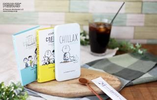 INIC coffee、夏のように爽やかなスヌーピーデザインの缶ケース入りコーヒーを発売