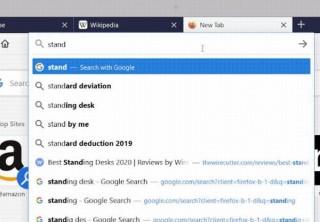 Firefox 75安定版リリース、少ない入力数で検索できるようアドレスバーを刷新