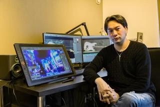 話題の液晶ペンタブレット「Artist 22R Pro」はプロの制作現場で通用するのか?【XP-Pen「Artist 22R Pro」× CGクリエイター 朝倉涼】