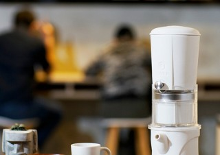 Gloture、ホットとアイスどちらのコーヒーにも対応した天然陶器のコーヒードリッパー発売